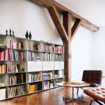 ανοξειδωτες κατασκευες, inox κατασκευες, επιπλα σπιτιου, βιβλιοθηκη, μοντερνα επιπλα, διακοσμηση