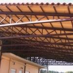 σιδηροκατασκευες, κατασκευες αλουμινιου σιδηρου, ανακαινιση σπιτιου, σκεπαστρο, περγκολα, προστασια
